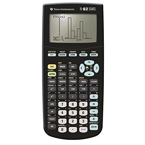 Rechner Grafik TI-82 STATS