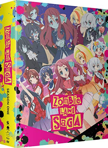 Zombie Land Saga: Season One (4 Blu-Ray) [Edizione: Stati Uniti] [Italia] [Blu-ray]
