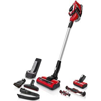 Bosch Hogar Unlimited Zooo Aspirador sin Cables, Plastic, 2 Velocidades, Rojo (Serie 8): Amazon.es: Hogar