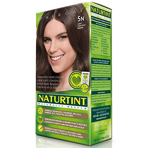 Naturtint Hair Color 5N Light Chestnut (haarfarben)