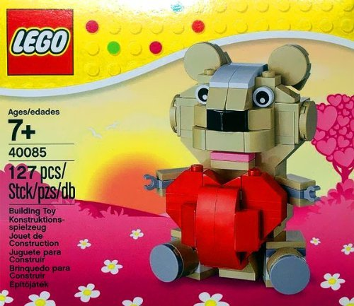 LEGO Seasonal Set #40085 Teddy...