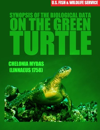 Synopsis of the Biological Data on the Green Turtle Chelonia Mydas ( Linnaeus 1758)