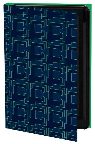 Keka Karen Harris Designer beschermhoes voor iPad 2/3/4 (opsteekbaar) Connexion