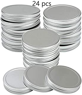 Best wide mouth one piece canning lids Reviews