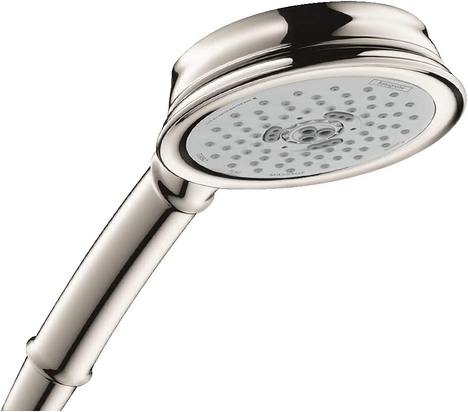 hansgrohe Croma 100 Classic Shower 5-inch Handheld Head Ranking TOP11 Max 84% OFF