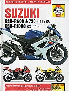 2003 gsxr 1000 service manual