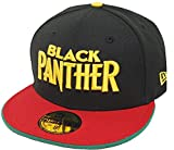 New Era Black Panther Word cap Black Red Green 59fifty 5950 Fitted Men Special Limited Edition
