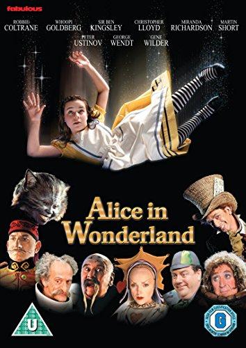 Alice In Wonderland [DVD] [Reino Unido]
