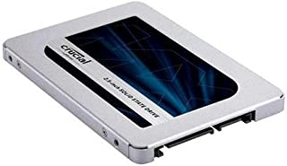 Crucial SSD-Solid State Disk 2.5 500 GB SATA3 MX500 CT500MX500SSD1 Read 555MB