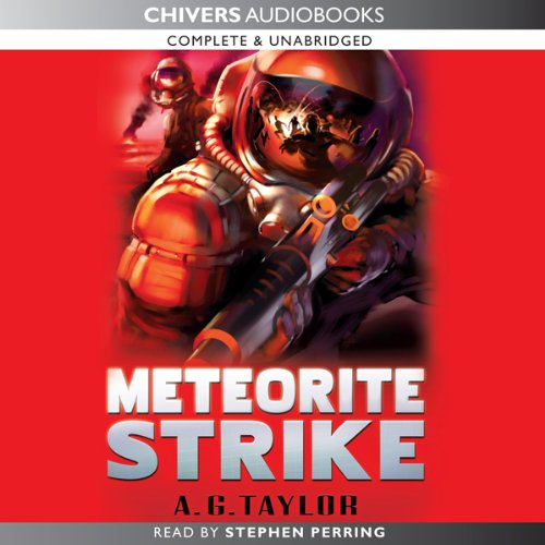 Meteorite Strike cover art