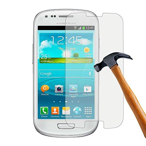 9H Hartglas / 2.5D Ro& Edge/Panzerglas/Bildschirmschutzglas/Tempered Glass/Panzer Glas Folie/Schutzglas/Glasfolie/Verb&englas für Samsung Galaxy S3 / S3 neo / i9300 i9305 i9301