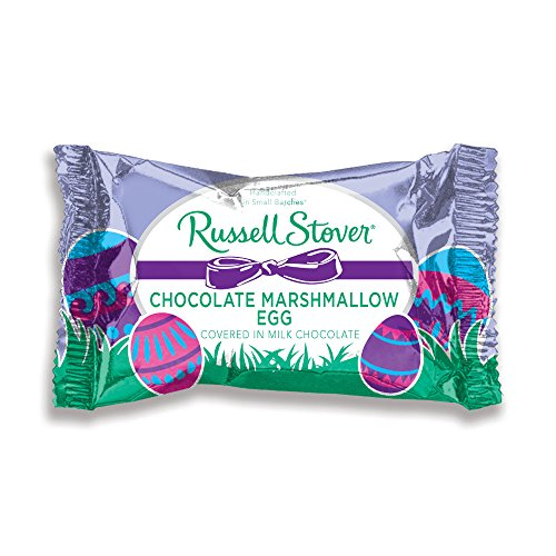 image of Russell Stover Chocolate Marshmallow Egg