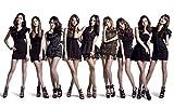 A-HO85F6 Girls Generation 56cm x 35cm,22inch x 14inch Silk Print Poster -
