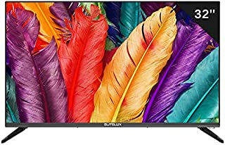 """EliteLux 32"""" HD DLED Smart TV (LS32HD1000) Functional with Linux Operating System Along with Strong Memory, 3 X HDMI, USB ..."""