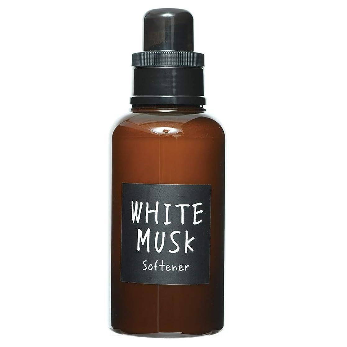 蚊やりすぎ手伝うジョンズブレンド 柔軟剤 ソフナー 510ml ホワイトムスクの香り OA-JON-15-1