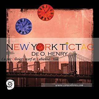 Couverture de New York Tic Tac
