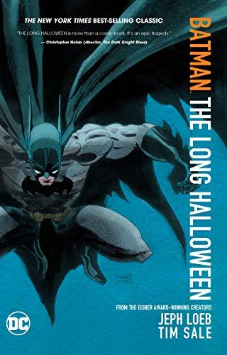 Batman: The Long Halloween [Lingua Inglese]