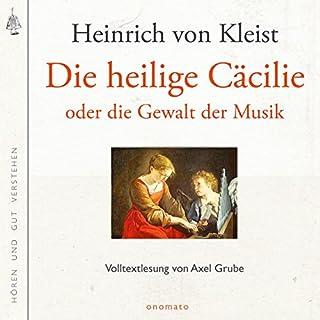 Die heilige Cäcilie oder die Gewalt der Musik Titelbild