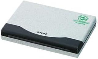 三菱鉛筆 スタンプ台 ユニ 普通紙速乾 2号 HSP2F.24 黒