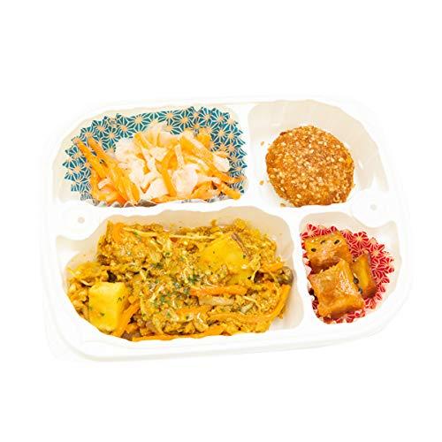 みしまの御膳ほのか たんぱく調整食(冷凍弁当)ドライカレー 低たんぱく 塩分調整 冷凍食品 220g