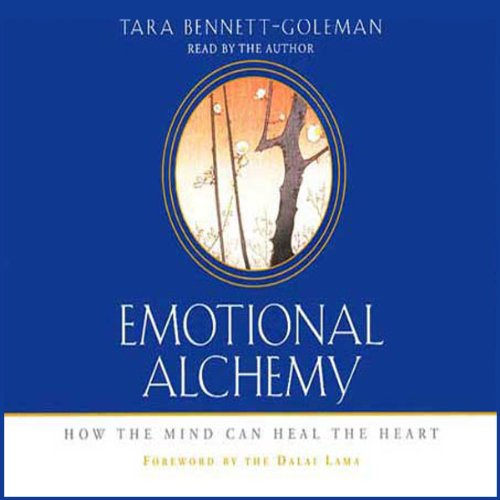 Emotional Alchemy audiobook cover art