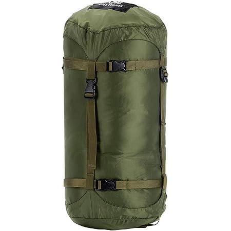 OneTigris 25L 寝袋用スタッフサック 収納袋 コンプレッションバッグ キャンプ アウトドア