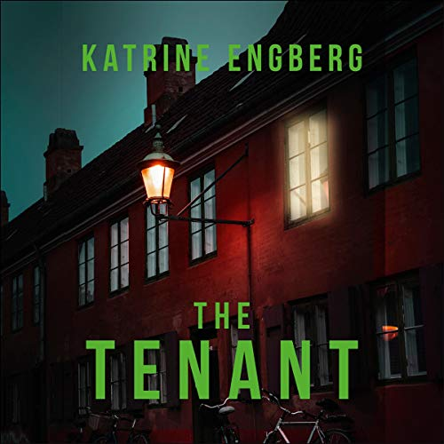The Tenant audiobook cover art