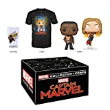 Funko Marvel Collector Corps: Captain Marvel - March 2019 Theme