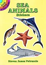 Sea Animals Stickers (Dover Little Activity Books Stickers)