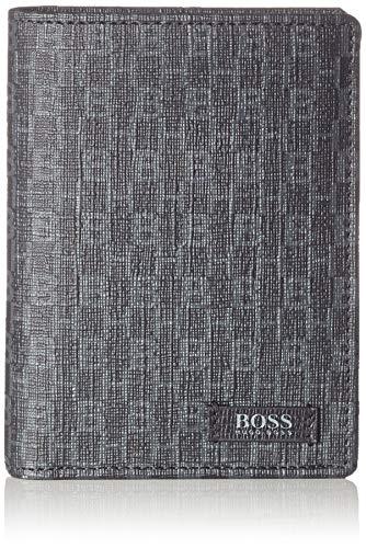 BOSS Metropole_8 Cc Flap portemonnee zwart (zwart)