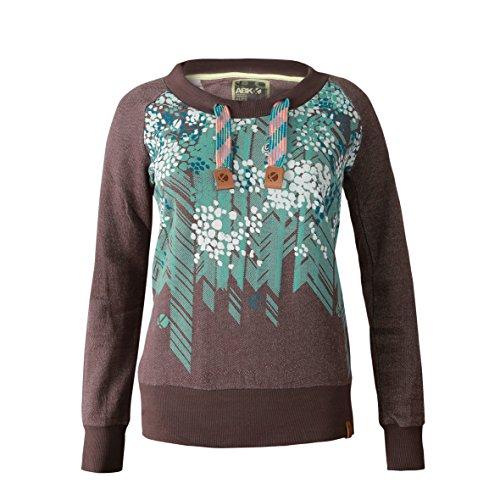 ABK CLIMBING Colombe LS W s t-Shirt Femmes