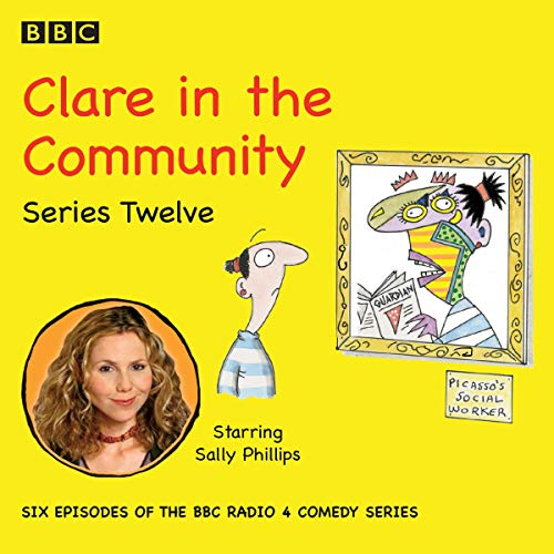 Clare in the Community: Series 12 audiobook cover art