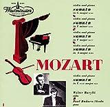 モーツァルト:ヴァイオリン・ソナタ第25番、第28番、他