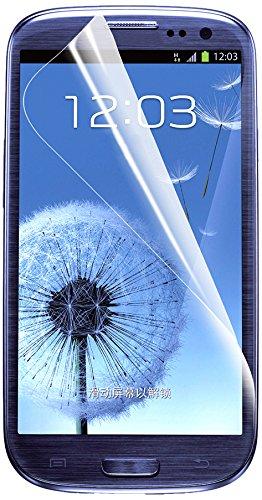Ewent Kit 3 Pellicole Protettive per Galaxy S3, Trasparente