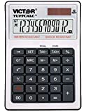 Victor 99901 TuffCalc Calculator, White, 1.8' x 4.6' x 6.5'