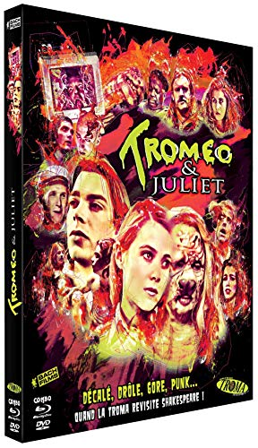 Tromeo & Juliet [Édition Collector Director's Cut Blu-ray + DVD]