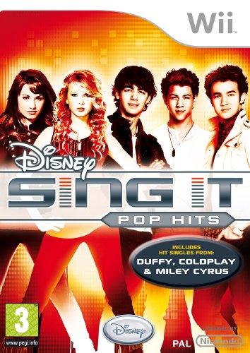 Disney Sing It: Pop Hits (Wii) [Importación inglesa]