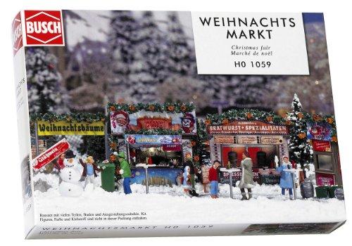 Busch 1059 - Weihnachtsmarkt
