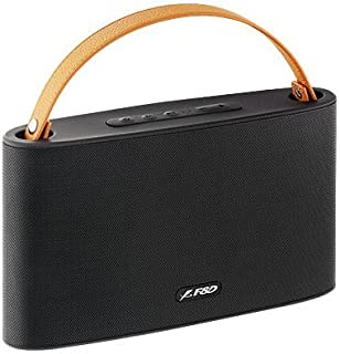 FD W17 Wireless Portable Bluetooth Speaker with High Bass (Black) Pack of 15