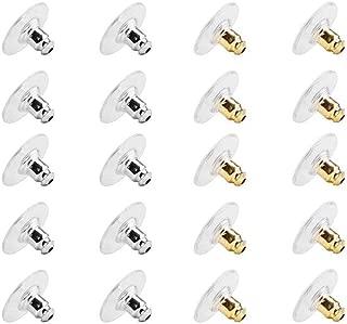EOPER 100 Pi/èces Mini PVC Sacs /à Bijoux Imperm/éable Zip Lock Sacs de Rangement de Bijoux