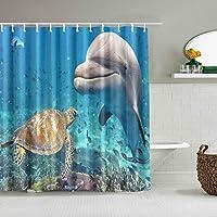 シャワーカーテンクリスマスエルフギフト防水バスライナーフックが含まれていますdBathroom装飾的なアイデアポリエステル生地アクセサリー