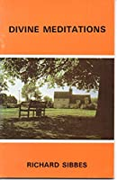 Divine Meditations (Apples of Gold) 0904435008 Book Cover
