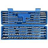 20pcs SDS Plus Rotary Hammer Drill Bits, SDS+...