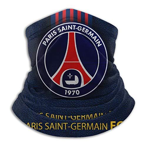 2695 Pa-Ris Sa-Int-Ge-Rm-Ain F-C- Herren und Damen Warm Hals Kopfbedeckung Schal Sturmhaube Winter Outdoor Sport Turban