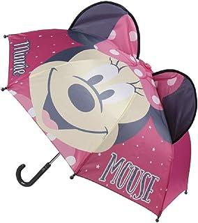 Mickey Minnie Mouse Childrens/Kids Pop Up Umbrella