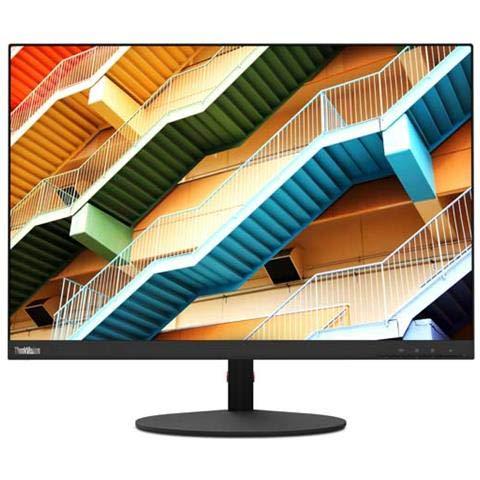Lenovo - Monitor 24' IPS LED T25m-10 1920 x 1200 WUXGA Response Time 6ms