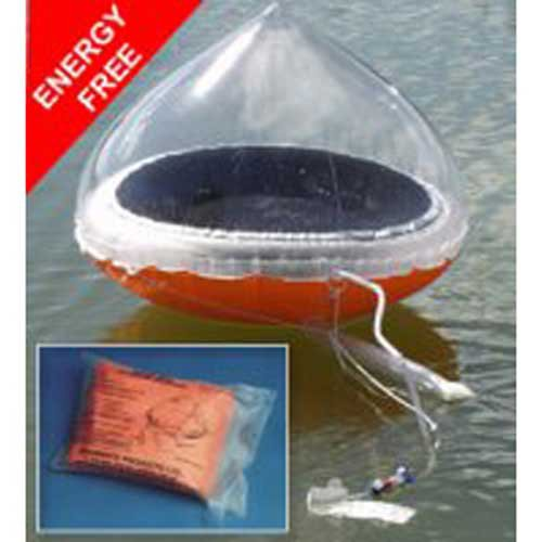 Echomax EMAMSSM, Aquamate Inflatable Solar Still Desalinator, for...