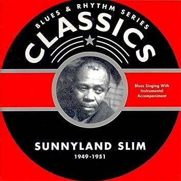 Blues & Rhythm Series Classics - Sunnyland Slim 1949-1951