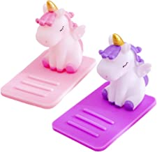 B Blesiya 2pcs Creative Cartoon Desk Phone Stand Smartphone Dock Accesorios Regalo Para Niña