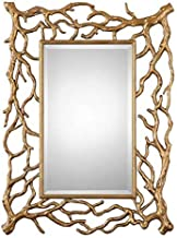 UTTERMOST Square Wall Mirror, 08131-UTT